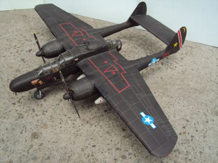 P-61 Black Widow - Answer