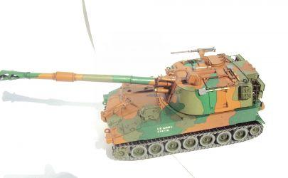 M 109 A2 - ModelCard nr72