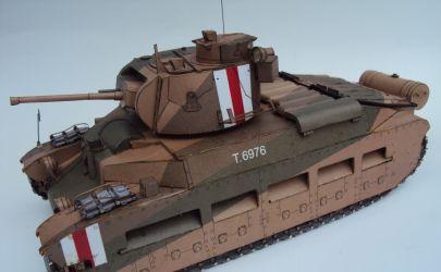 Matilda II MK IIII - Modelik 9/10