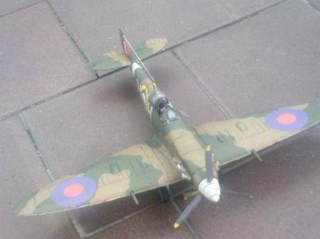 Spitfire Mk VB (nowe zdjęcia)
