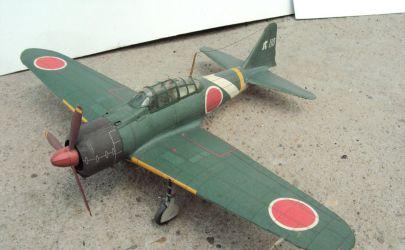 Mitsubishi A6M2 Zero - MM 12/2000
