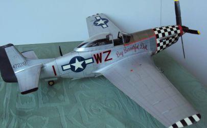P 51D Mustang- AH 1/2003