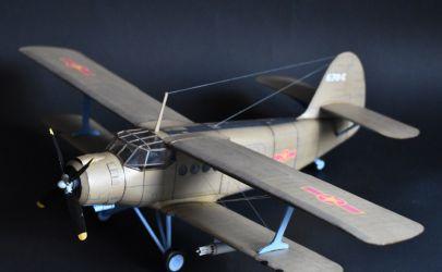 Antonow An-2T ,,Colt'' (Không quân Việt Nam Dân chủ Cộng hòa - 1968)