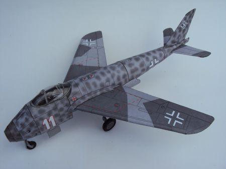 Messershchmitt Me-1101- Super Model 2/98