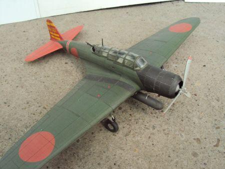 Nakajima B5N2 Kate - Mały modelarz 3/2002