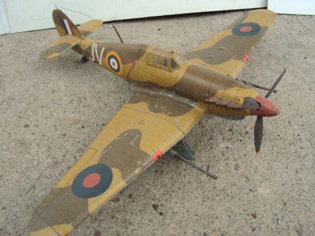 Hawker Hurricane Mk. IID - Orlik 047 7/2008