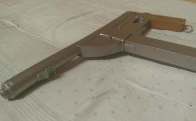 Pistolet maszynowy BeChowiec
