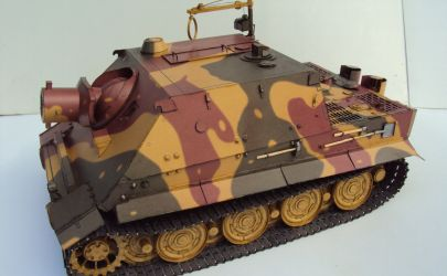 Sturmtiger - Answer 6/2008