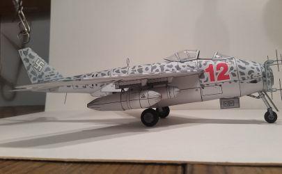 Messerschmitt Me 1101 B