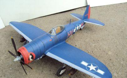 P-47 Thunderbolt - Mały modelarz 6/98