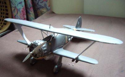 Henschel Hs-123 A-1