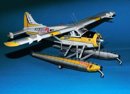 De Havilland DHC-2 Beaver SP-MKI