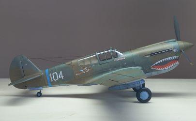 P-40 E