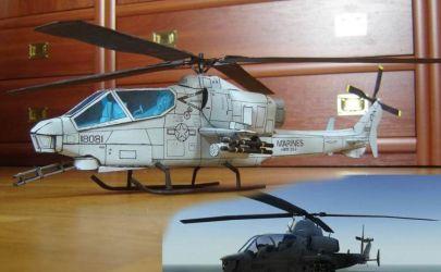 AH-1Z SuperCobra (BF2)