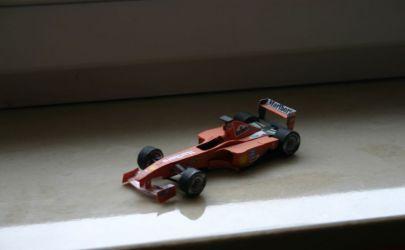 Ferrari F1 2000r.