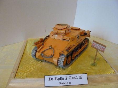 [KONKURS] PzKpfw I Ausf. A