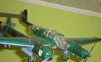 Samolot rozpoznawczy FockeWulf Fw 189