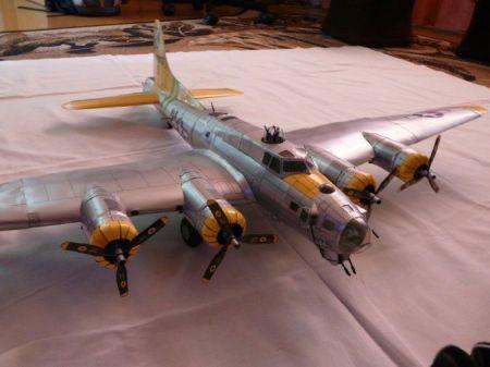 B - 17G FLYING FORTESS