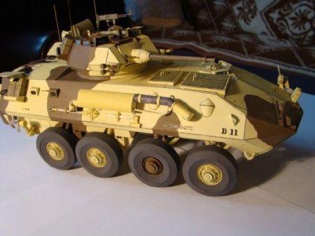 LAV -  25 TVA Piranha II