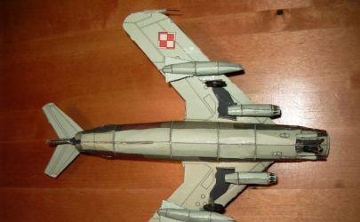 Samolot Myśliwski MIG-17 (Lim-6)