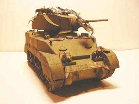 Czołg lekki M5A1 Stuart VI