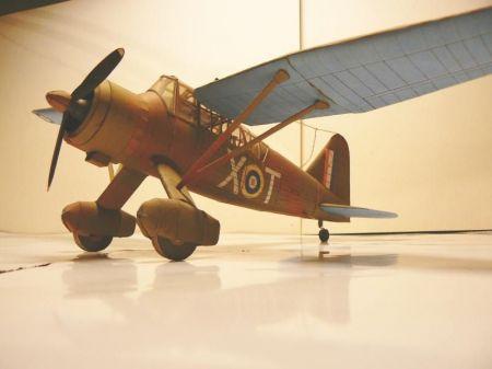 Samolot wielozadaniowy Westland Lysander MK II