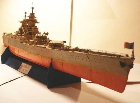Francuski okręt liniowy Richelieu