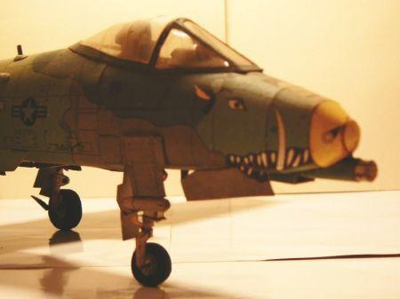 Samolot szturmowy A-10 Thunderbolt II