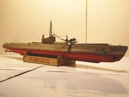 Japoński Okręt Podwodny I-19 OTSU-GATA