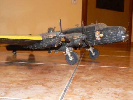 Samolot bombowy HALIFAX