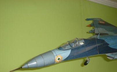 Samolot myśliwski SU-27