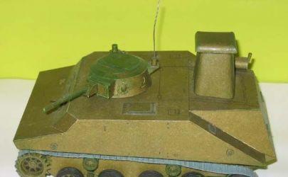 Czołg 2 KA-MI