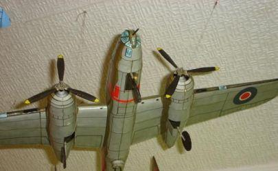 Samolot bombowy B-25D Mitchel