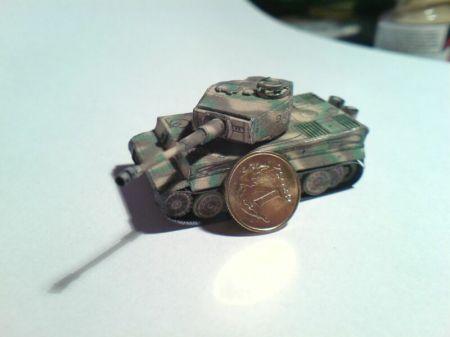 PzKpfW VI Tiger -  1:144