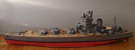HMS Rodney MM-10-11/91