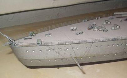 Bismarck/1940/ HMV Hamburg cz.II