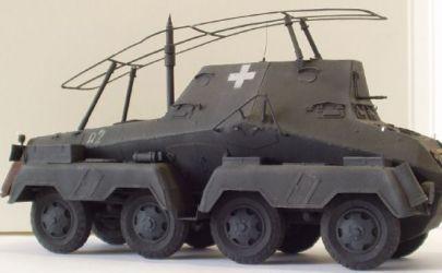 GPM-Panzerfunkwagen 8-Rad SD KFZ 263