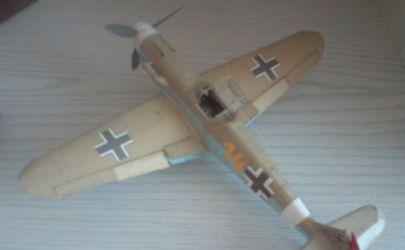 Bf-109F-4 Trop