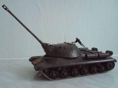 Cziężki Czołg IS-3