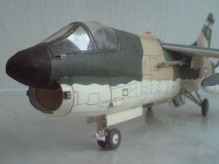 Amerykański samolot myśliwski A7 Corsair