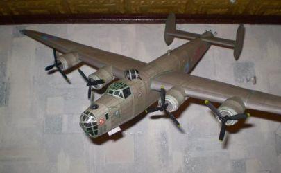 Ciężki samolot bombowy B-24 Liberator
