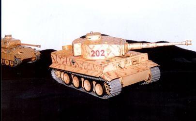 Czołg PzKpfw.VI Tiger