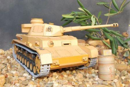 Niemiecki czołg IV w wersji G
