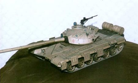 Czołg średni T-72
