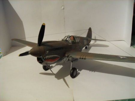 Curtiss P 40 E