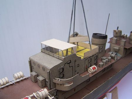 Okręt klasy trałowiec