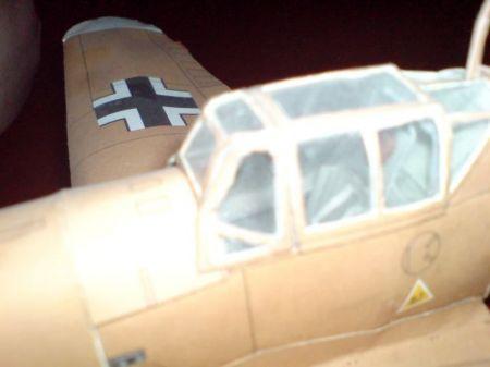 Messerschmitt Me-109 F
