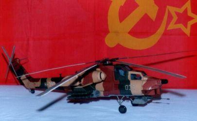 Śmigłowiec szturmowy Mi 28 Havoc