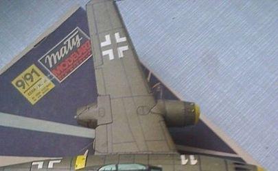 Messerschmit Me - 262 Schwalbe