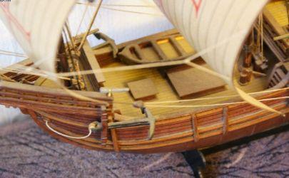 Flota Kolumba - Karawela Pinta